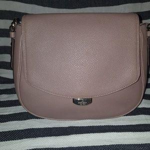 Pink Kate Spade shoulder bag